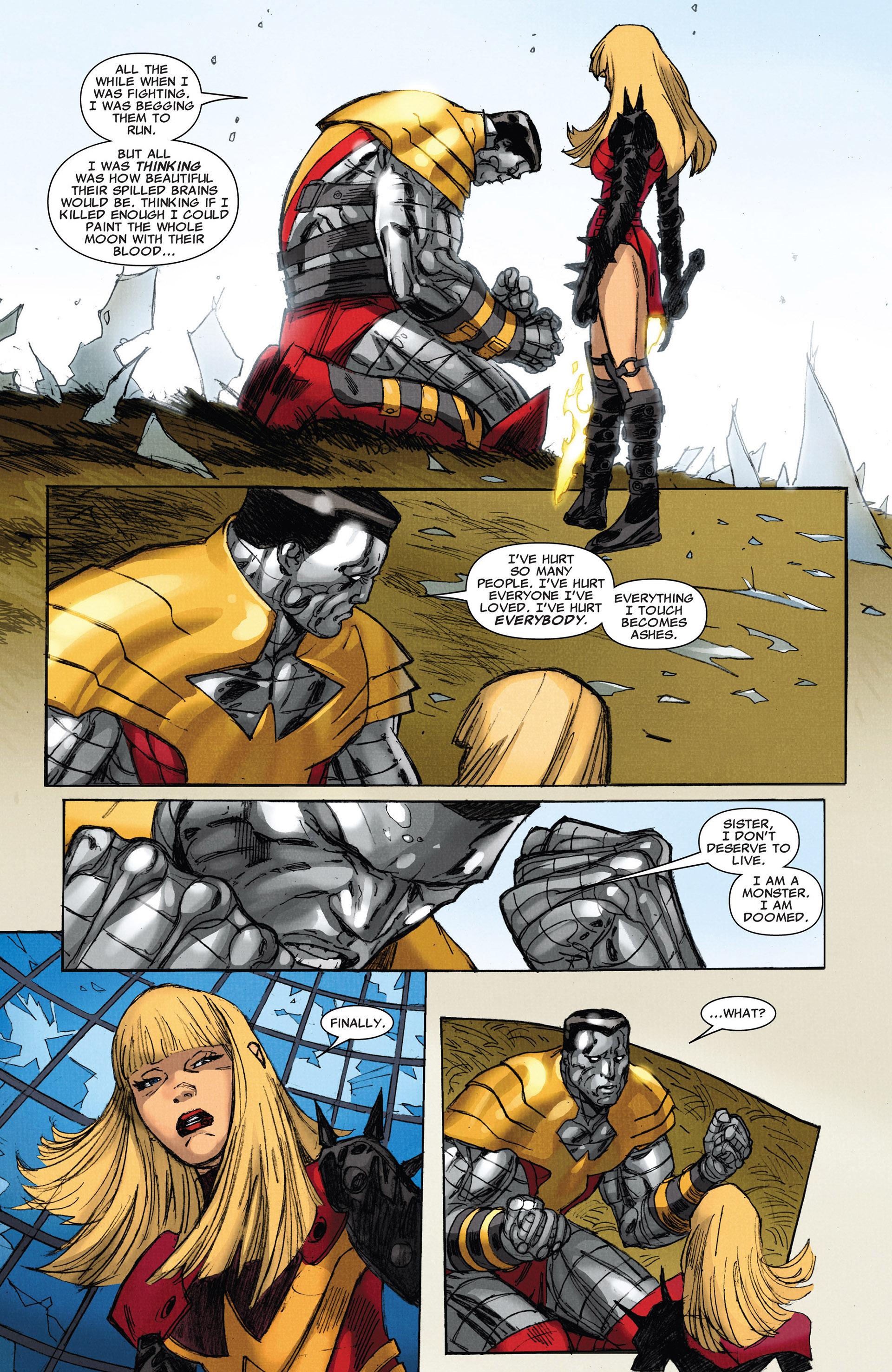 Read online Uncanny X-Men (2012) comic -  Issue #18 - 8