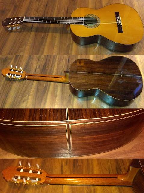 Guitarra española Prudencio Sáez  28