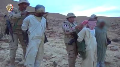 """بيان القوات المسلحة الـ""""11""""بشأن العملية سيناء 2018"""
