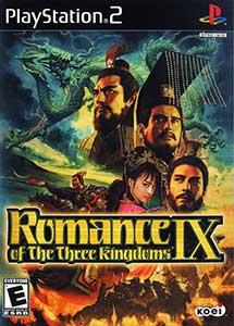 Romance of the Three Kingdoms IX PS2 ISO [Ntsc] MG-GD