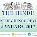 GK Power Capsule (The Hindu Review): January 2017