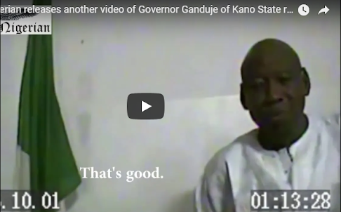 Leaked Bribe Videos: Impeachment Looms As Kano Assembly Begins Probe Of Governor
