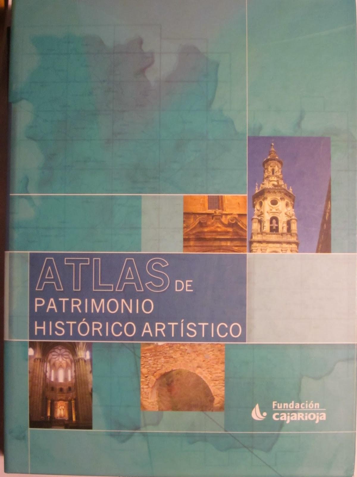 Esquide Eizaga, Diego, Atlas de Patrimonio Histórico Artístico de La Rioja