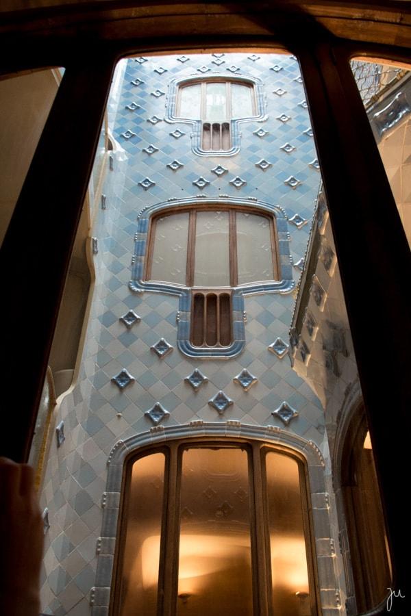BEDA #22    BARCELONA    Visita à Casa Batlló