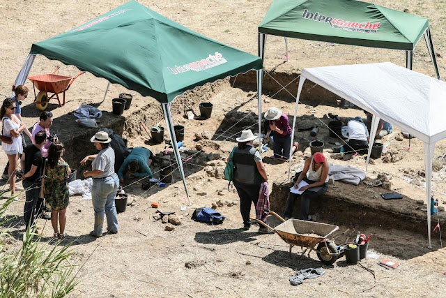 Archaeologists unearth medieval Christian necropolis in Portugal's Algarve