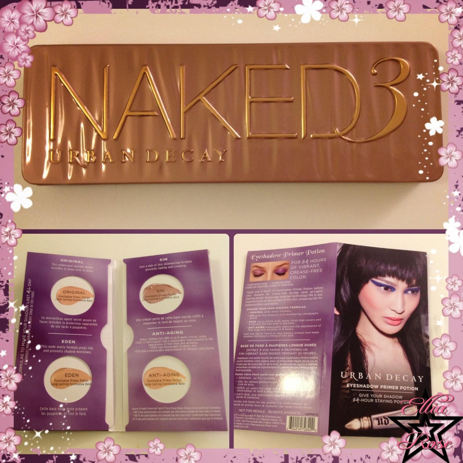Découvrez la palette Naked Heat