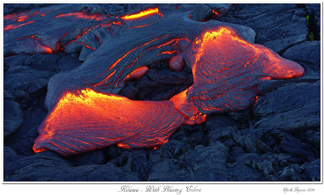 Kilauea: With Blazing Colors