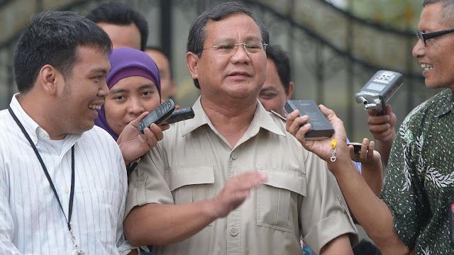 Prabowo Berencana Memberikan Pajak Yang Rendah Seperti Di Singapore