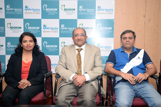 Apollo Spectra Hospitals & Regrow Performs First Ever Painless Bone Cell Therapy, OSSGROW on a 44-year-old Accident Survivor