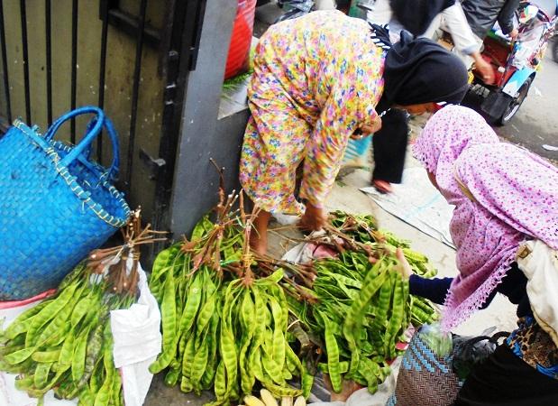 Panen Raya, Kebumen 'Pesta' Petai dan Jengkol