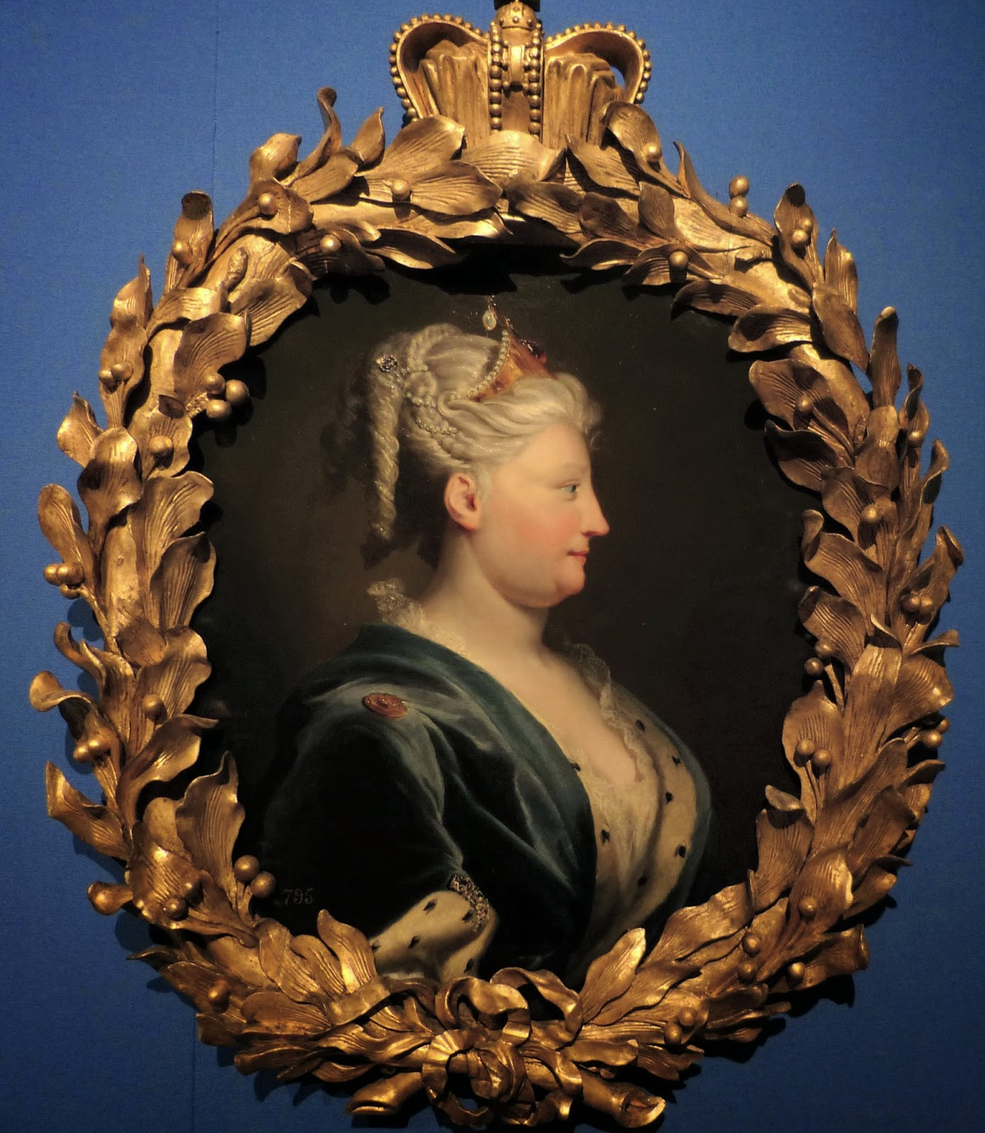 Queen Caroline by J Highmore (c1735)