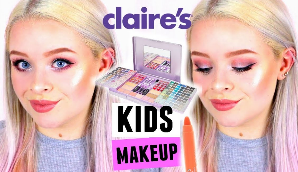 MakeUp Bambini: Amianto in noti cosmetici Claire's.