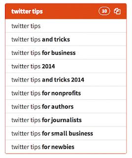 keyword ideas