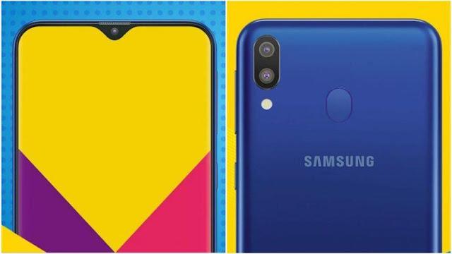 Spesifikasi Samsung m10 Full