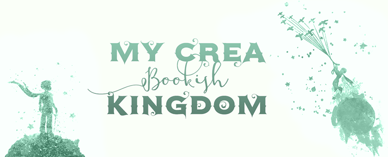 My Crea Bookish Kingdom