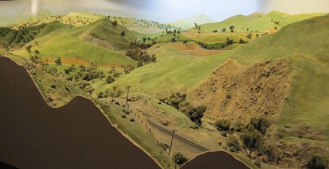 Informações sobre o Museu Model Railroad em San Diego