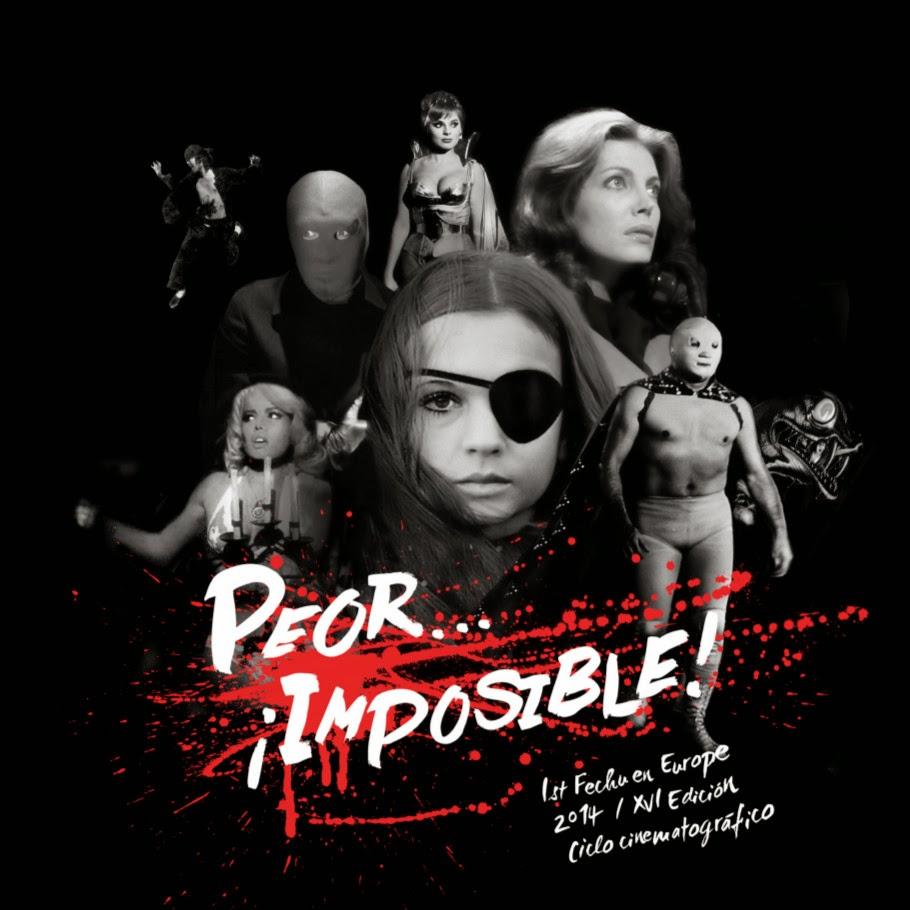 Ciclo Peor Imposible 2014 XVI Edicion