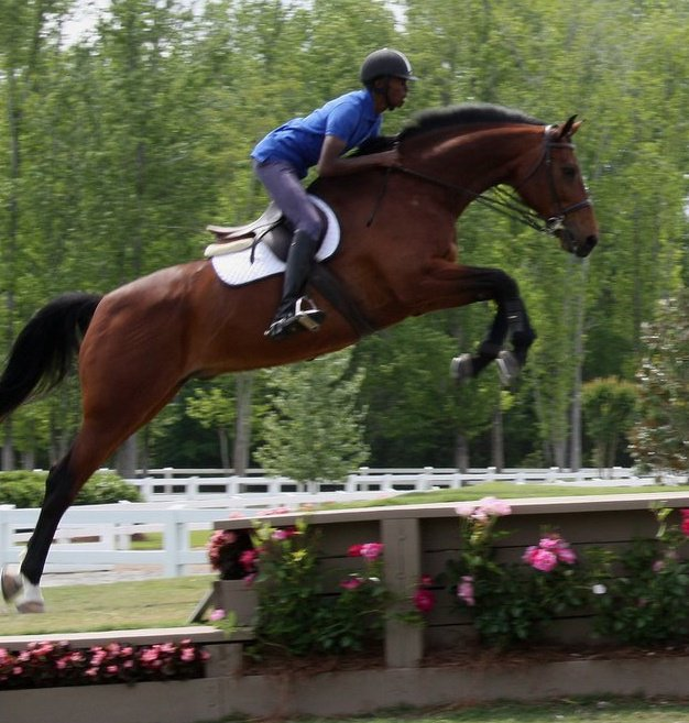One Equestrian S Journey April 2011