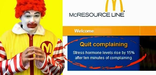 mcdonalds jobb lön