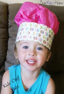 Kids Chef Hats