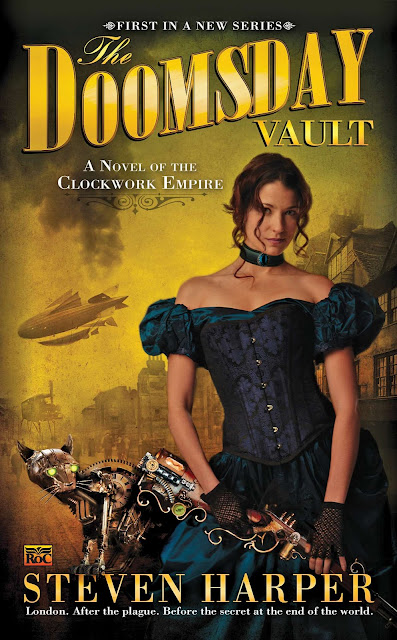 Guest Blog by Steven Harper - Steampunk: The Resurgence - November 10, 2011