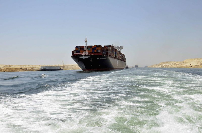Suez Cuts Transit Fees for US-Asia Ships to Combat Allure of Cape of Good Hope