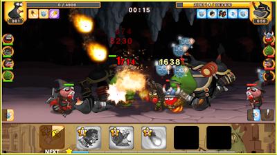 Larva Heroes : PVP Online v1.6.6 Mod Apk (Infinite Candy)