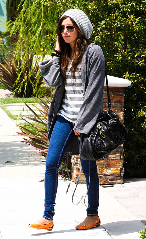 Beautiful Freaks: Styled Person Of Interest: Ashley Tisdale♥