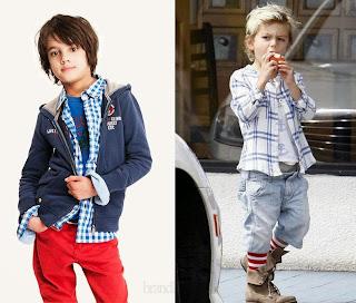 gambar model gaya rambut anak laki laki