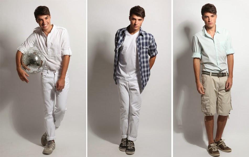 d583700a7 A moda masculina traz diversos estilos de roupas para todos os homens por  isso saiba o que vai estar na moda e assim pode garantir diversos modelos  de ...