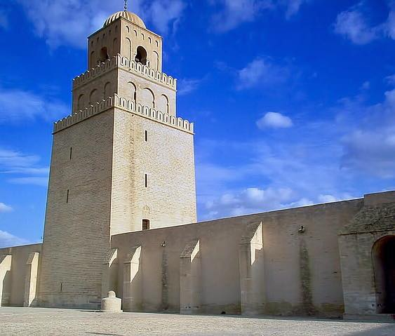 Kairouan moschea