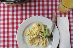 Leckere Pasta auf dem Teller | pastasciutta.de