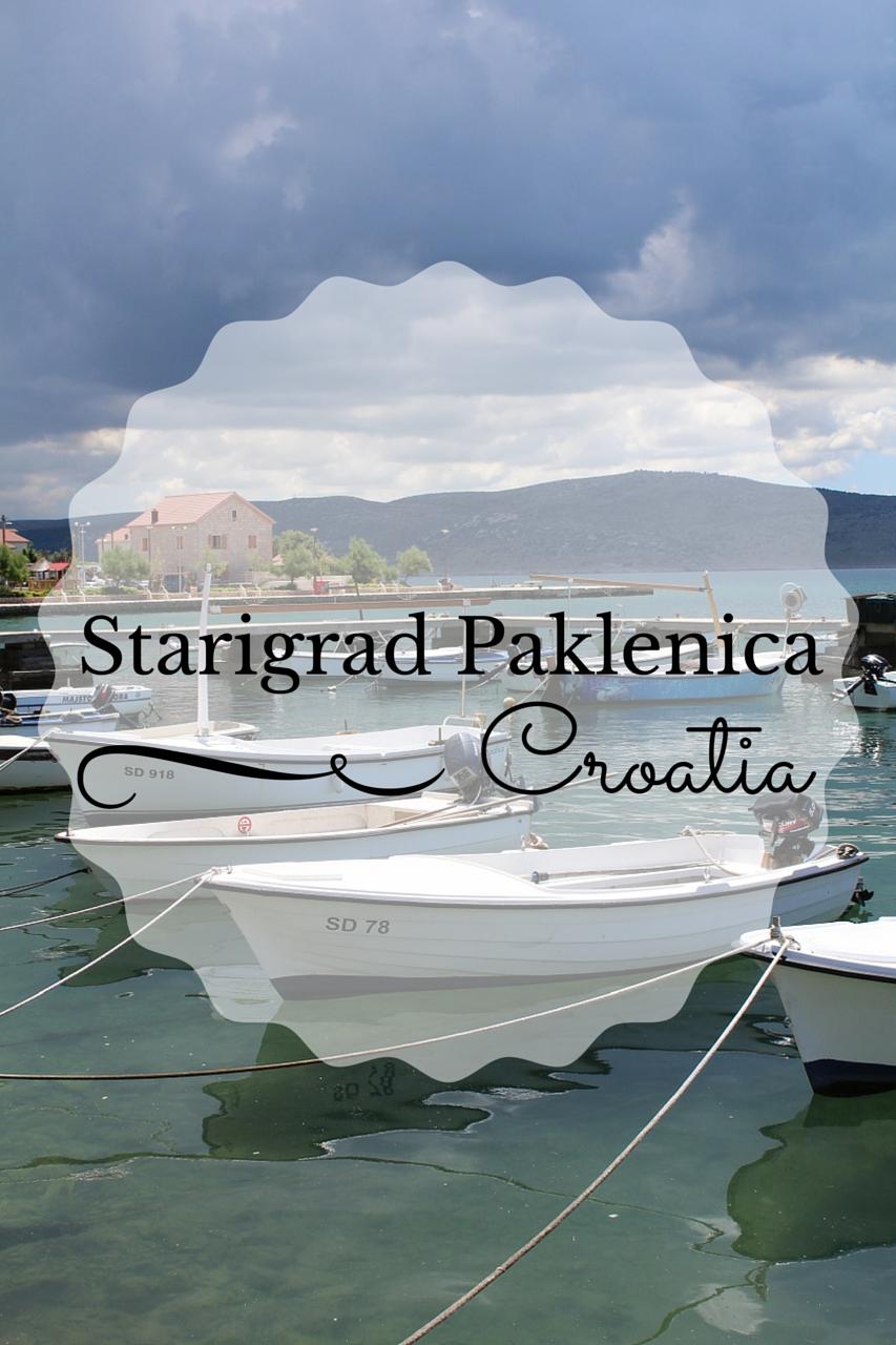 Starigrad Paklenica Croatia on Ginevrella