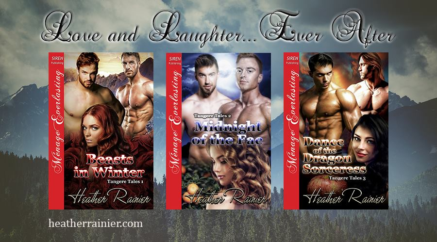 Tangere Tales by Heather Rainier