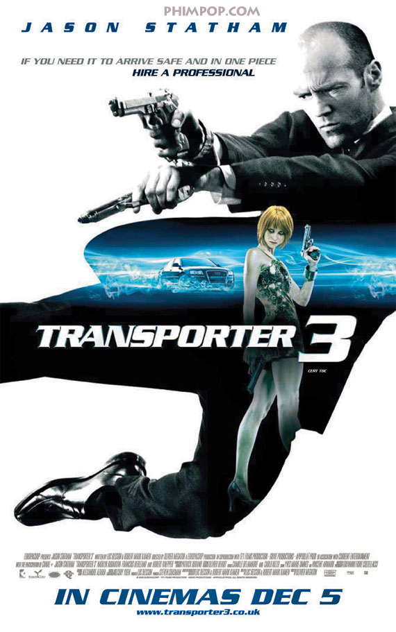 Xem Phim Người Vận Chuyển 3 2008