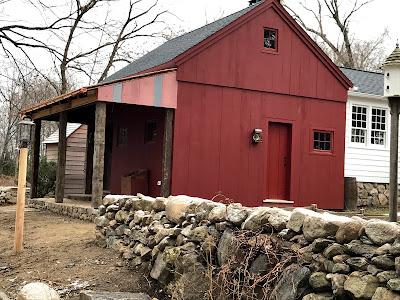 The Enos Kellogg Homestead Restoring An 18th Century