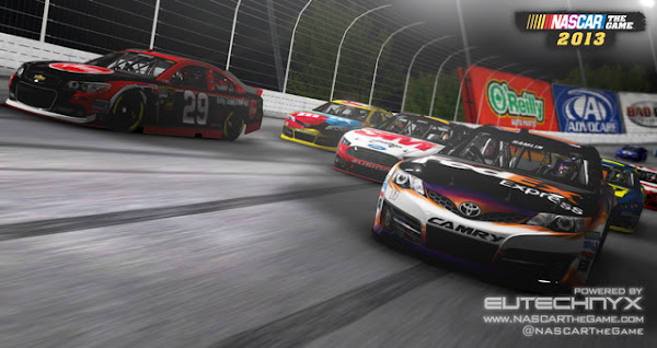 NASCAR The Game (2013) Full PC Game Single Resumable Download Links ISO