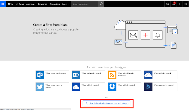 Using Flow to send Email Reminder from SharePoint Data | April