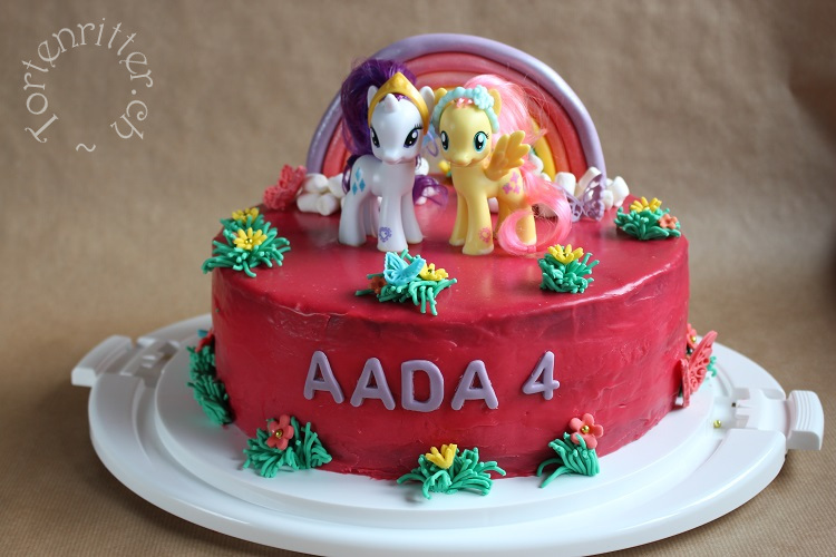 Tortenritter My Little Pony Torte