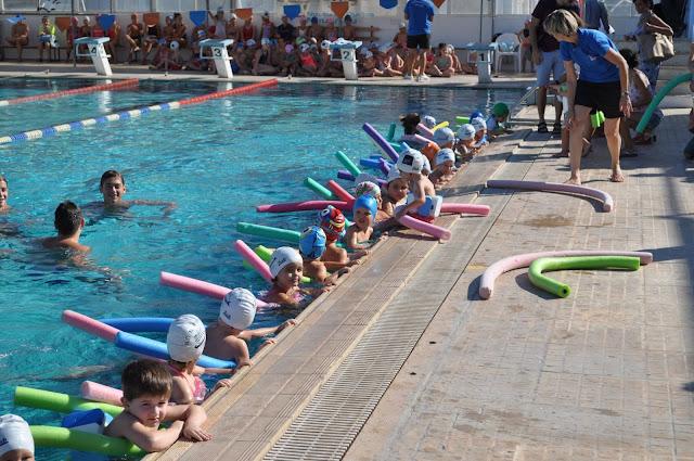Γιορτή με κολυμβητικές επιδείξεις από το Ναυτικό Όμιλο Ναυπλίου