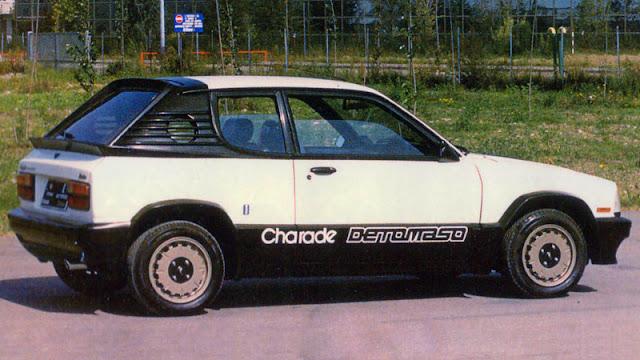 Charade Detomaso G10