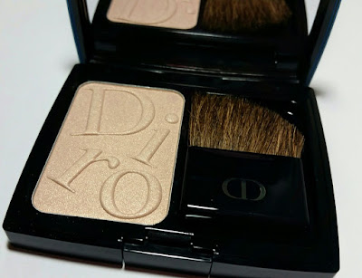 Diorskin Nude Cosmopolite Illuminating Face Powder 001