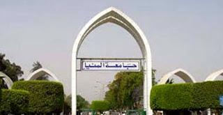 نتائج جامعة المنيا