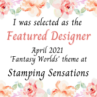 Featured Designer a Stamping Sensatons!