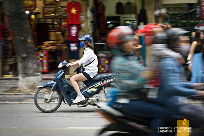 Hanoi to Sapa Vietnam