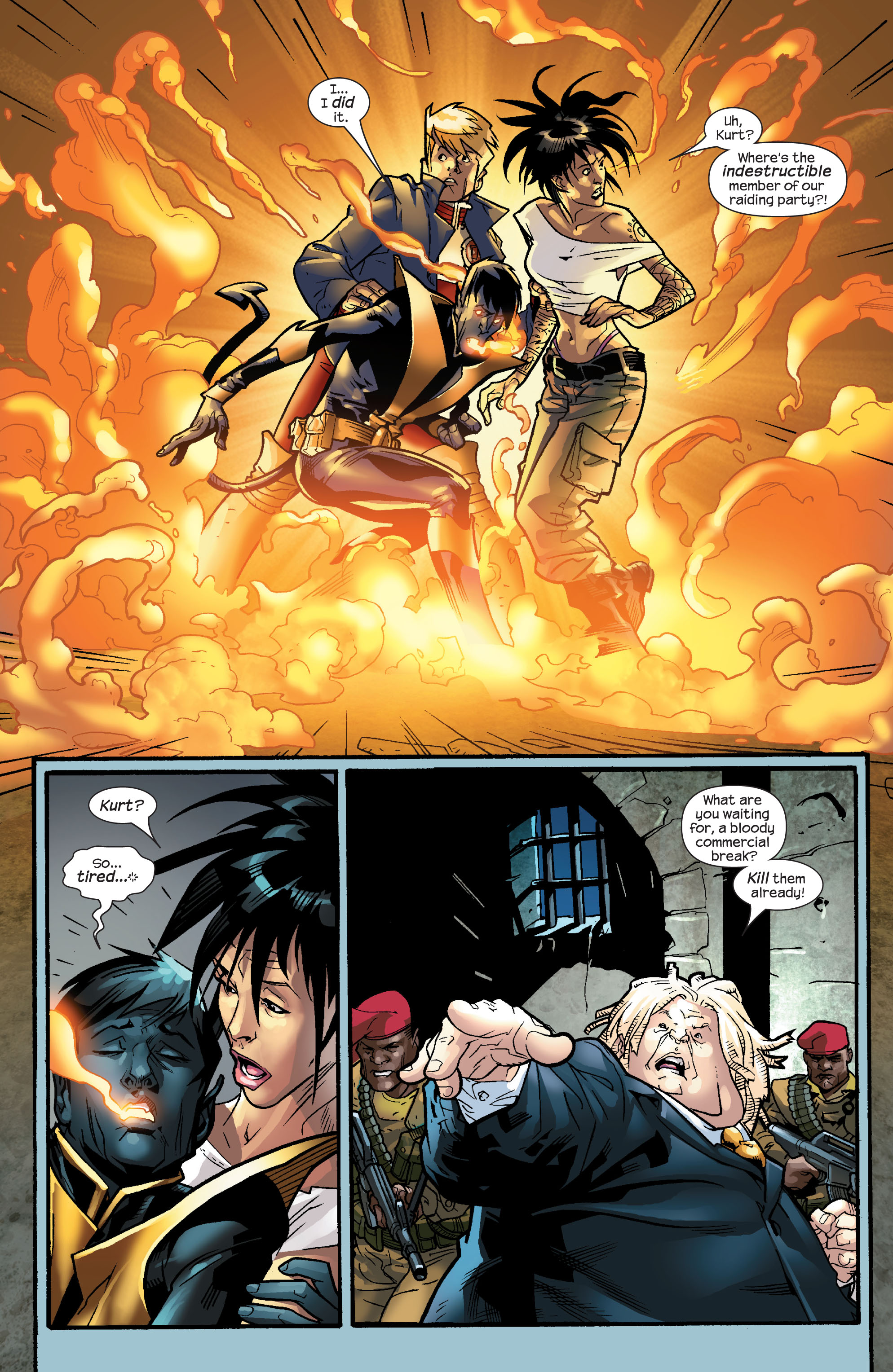 Read online Ultimate X-Men comic -  Issue #57 - 7