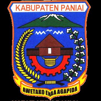 Logo Kabupaten Paniai PNG