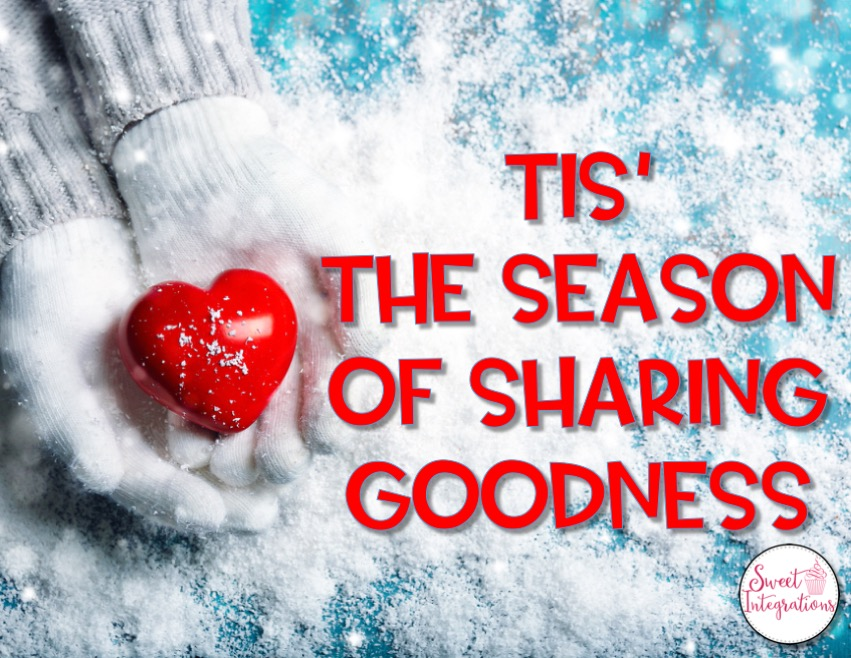 Til the Season of Sharing Goodness
