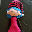 Learning As I Sew...bake, cut, and create: Girl Scout Brownie ELF Doll