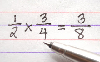 RPP Matematika SD Kelas 5 Semester 2 Materi Mengalikan berbagai bentuk pecahan